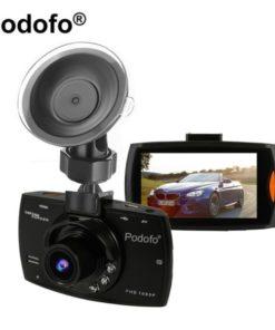 Câmera DVR para Veículos com Visão Noturna