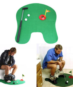 Mini Golfe para Banheiro