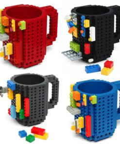 Caneca Lego Build