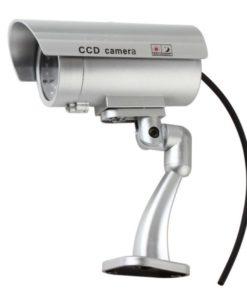 Câmera de vigilância falsa com IR à Prova D'Água