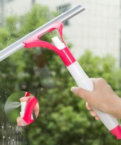 Limpador de Vidros com Dispenser