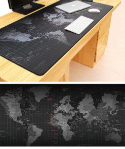 Mouse Pad Mapa Mundial
