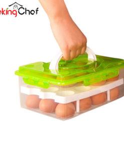 Caixa para Armazenamento de Ovos