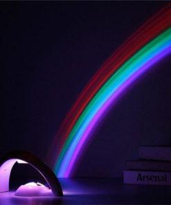 Luminária Projetor de Arco-íris