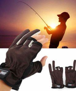 Luvas Aderentes para Pesca