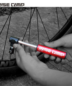 Mini Bomba de Ar para Bicicleta e Bolas