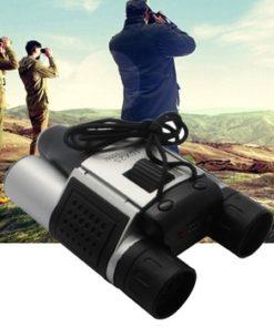 Binóculos Espião com Câmera Digital/Filmadora/Webcam 10x25