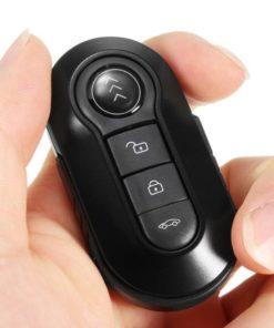 Chaveiro de Carro Espião com Visão Noturna FullHD