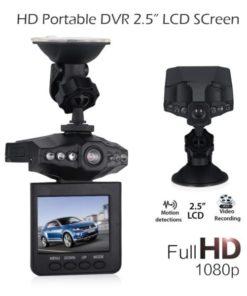 Câmera DVR FullHD para Carros