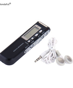 Gravador de Voz Profissional Digital (8GB)