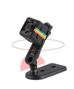 Mini Câmera com Visão Noturna Full HD
