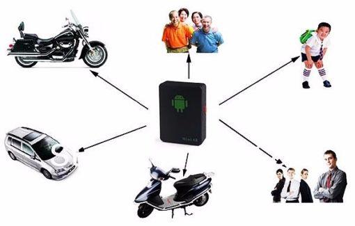 Mini Escuta Rastreador GSM - Sem Mensalidades