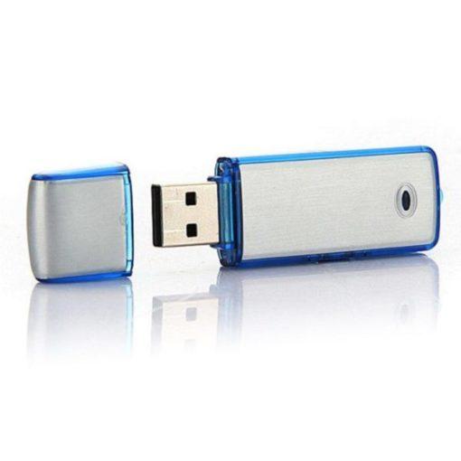 Pendrive 8GB com Gravador de Voz Espião