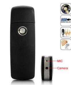 Pendrive Espião c/ detecção de movimentos (Suporta até 16GB)