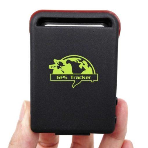 Rastreador GPS Portátil c/Escuta Integrada (Sem mensalidades)