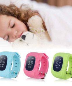 Relógio Rastreador para Crianças com Localizador e SOS